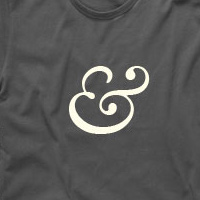 Baskerville's Ampersand (also available in various other fonts)